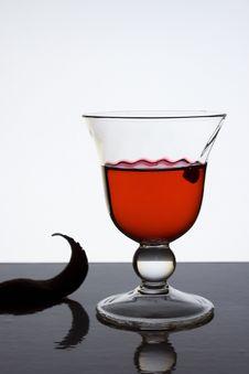 Free Red Liquor II Stock Photos - 895593
