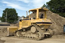 Free Bulldozer Stock Photo - 896190