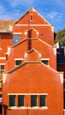 Free Layered Brick Building Stock Photos - 896403