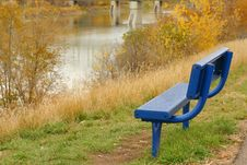 Free Bench Royalty Free Stock Photography - 896817
