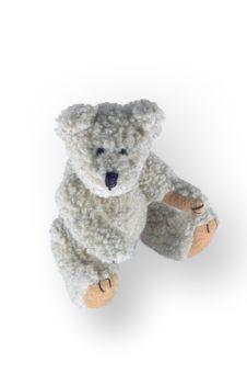 Free Old Teddybear Royalty Free Stock Photography - 897197
