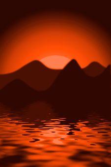 Free Sunset Scenics Stock Photography - 897282