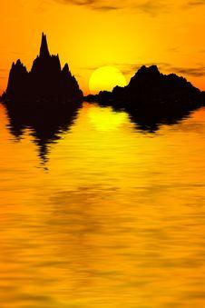 Free Sunset Scenics Stock Photos - 897323