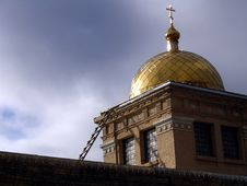 Free Golden Dome Stock Image - 897581