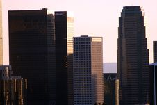Free Downtown Los Angeles 38 Stock Photos - 897603
