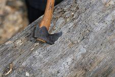 Free Chopping Wood Stock Image - 897621