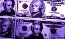 Free US Currency Stock Photo - 898120