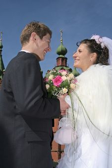 Free Happy Married Stock Photo - 898290