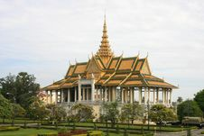 Free Royal Palace Stock Image - 898311