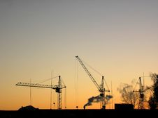 Free Industrial Landscape Stock Images - 899934