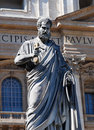 Free Saint Peter Statue (Vatican, Rome) Stock Photography - 8902502