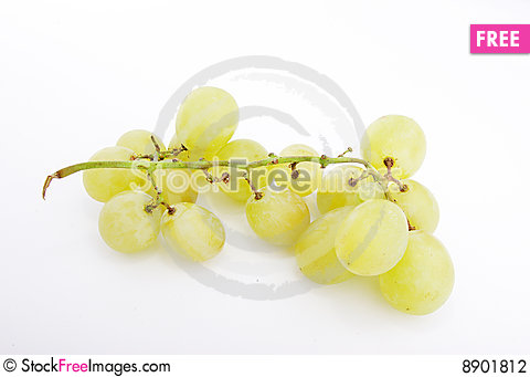 Free Grapes Stock Photography - 8901812