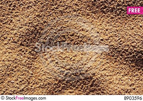 Free Sea Sand Royalty Free Stock Image - 8903596