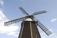 Free Windmill Royalty Free Stock Image - 8900736