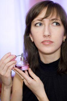 Free Perfume Royalty Free Stock Photography - 8901477