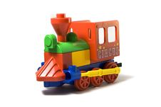 Free Toy Steam Locomotive Royalty Free Stock Images - 8901619