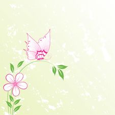 Free Abstract Floral Background Stock Photo - 8902400