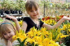 Free Spring Joy Stock Photo - 8903860
