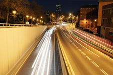 Free Bcn Traffic Stock Images - 8904454