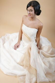 Wedding Fashion Stock Image