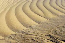 Free Desert Shape Royalty Free Stock Photo - 8904815