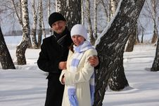 Free Russian Winter Stock Photography - 8904972