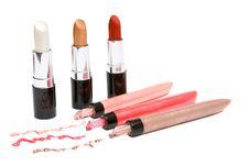 Free Make-up Set Stock Photos - 8905713