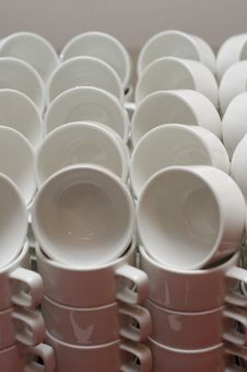 Free Coffee Cups Stock Photo - 8905840