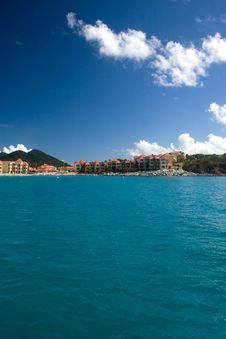 Free Caribbean Resort Stock Photo - 8907900