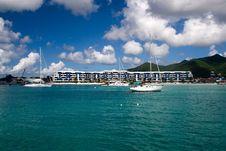 Free Caribbean Resort Stock Image - 8907931