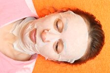 Free Cosmetic Mask Royalty Free Stock Image - 8908386