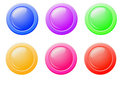 Free Buttons Royalty Free Stock Photo - 8914125