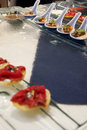 Free Gourmet Canapes 2 Royalty Free Stock Photo - 8914485
