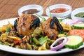 Free Tandoori Quail Stock Images - 8918144