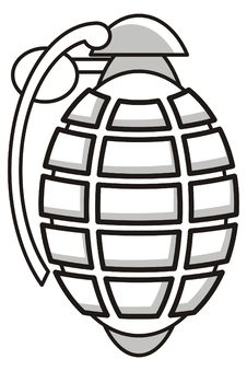 Free Grenade Royalty Free Stock Photography - 8910007