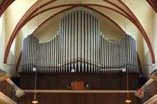 Free Pipe Organ Stock Image - 8910861