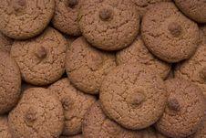 Free Oatmeal Cookies Stock Image - 8911171
