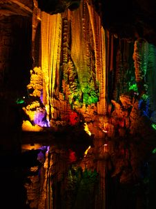 Free Karst Cave Royalty Free Stock Photos - 8911198