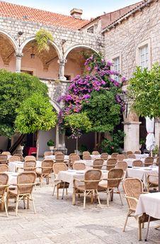 Free Courtyard Stock Photo - 8911390