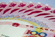 Free Chinese Currency Notes Stock Images - 8912234