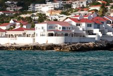 Free Caribbean Resort Royalty Free Stock Photos - 8912458