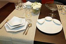Free Festive Table Stock Photos - 8912963