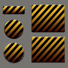 Free Industrial Web Buttons Stock Photos - 8913073