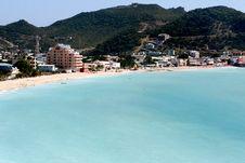 Free Caribbean Resort Royalty Free Stock Photography - 8913617