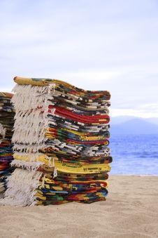 Mexican Blankets Stock Photos