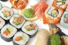 Free Sushi Stock Image - 8915431