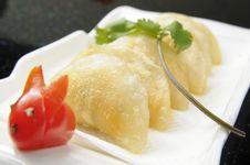 Free Dumplings Royalty Free Stock Photo - 8917455