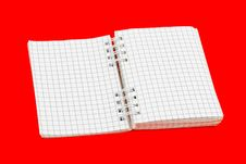 Free Note Pad Royalty Free Stock Images - 8917459