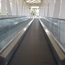 Free Moving Walkway Royalty Free Stock Photos - 8917768