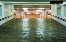Free Carpark Interior Stock Photos - 8917773